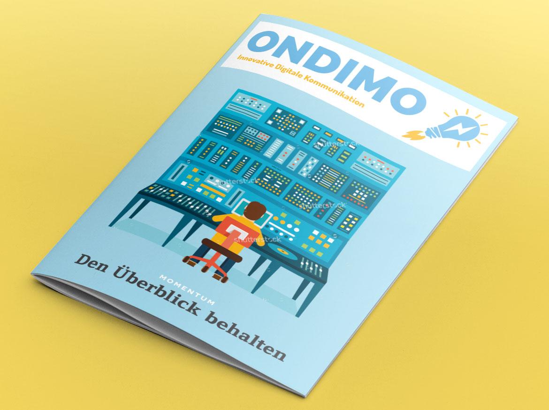 Ondimo Imagebroschüre