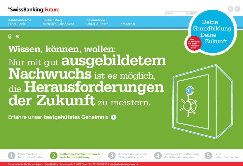 swissbanking-future Spiel 1