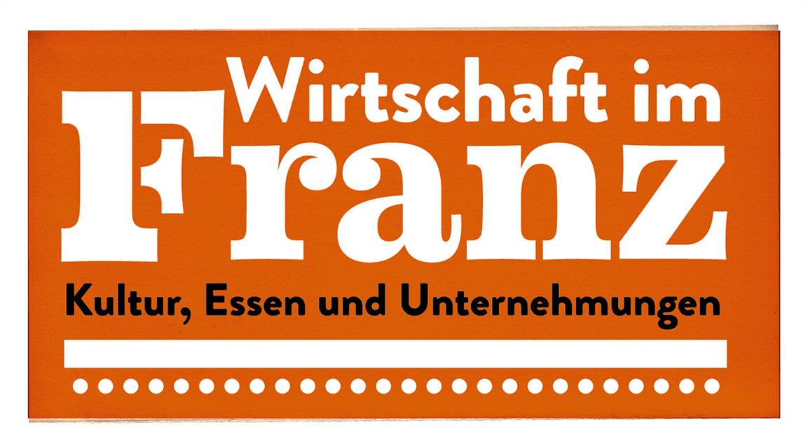 Wirtschaft im Franz Logoentwurf