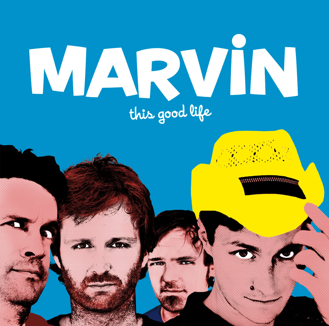 Marvin This Good Life LP Cover