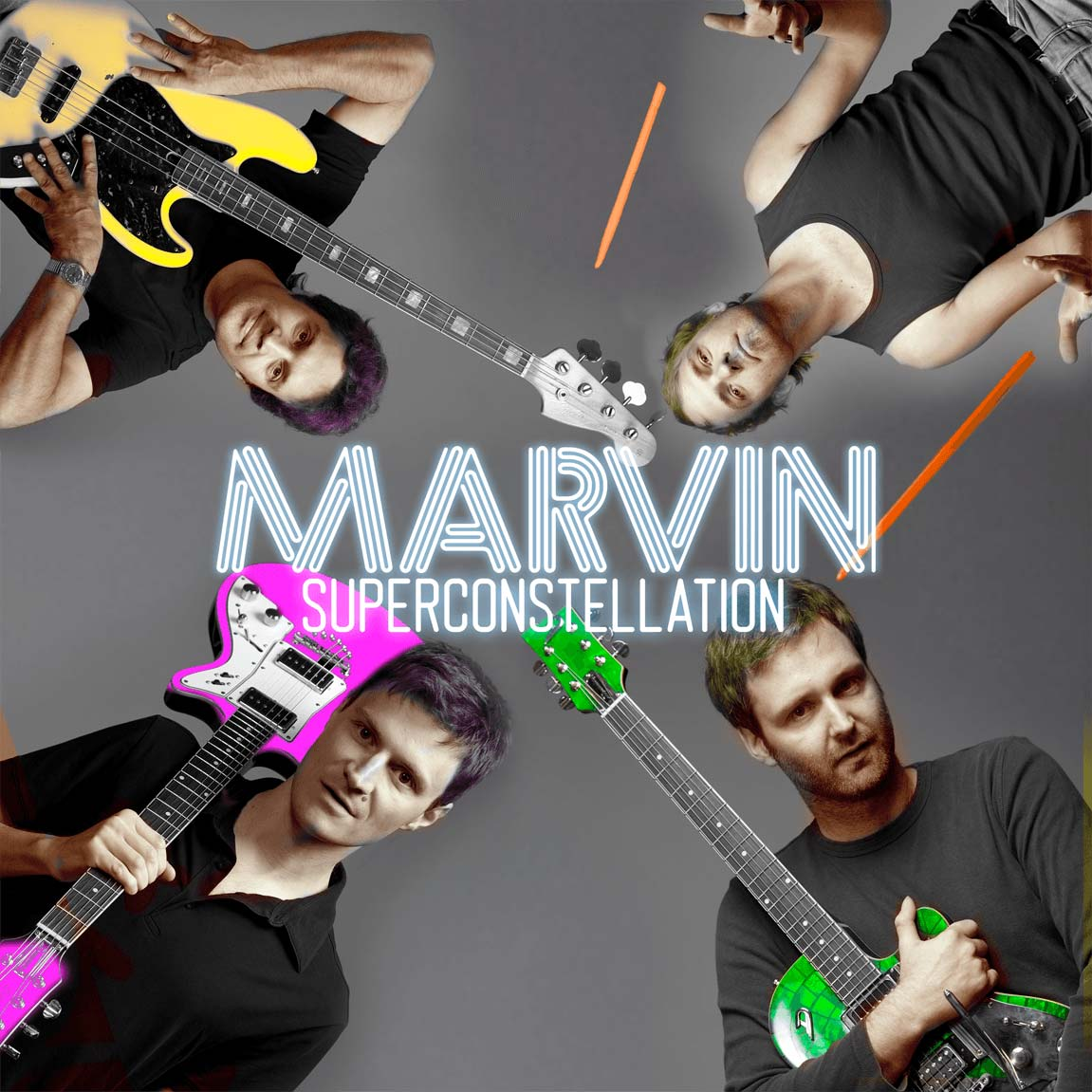Marvin This Super Constellation LP Cover Variante 3