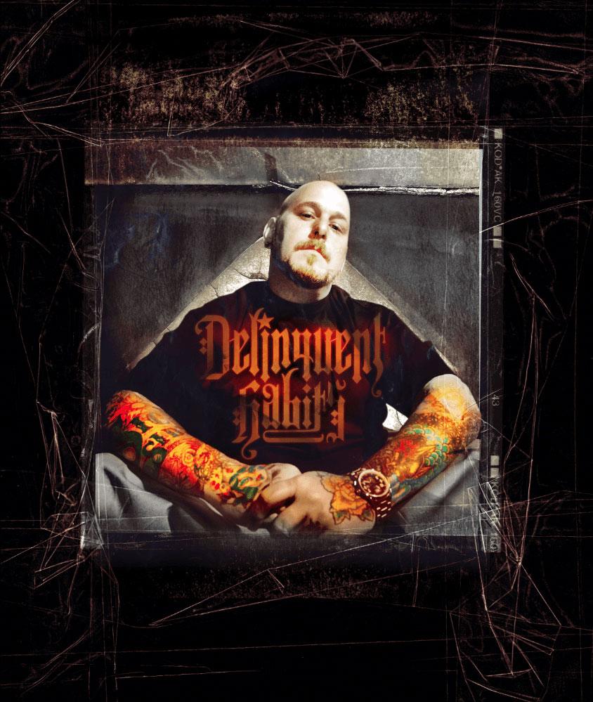 Delinquent Habits Promo