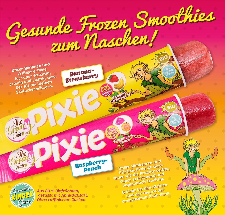 Pixie Flyer für Sorten
