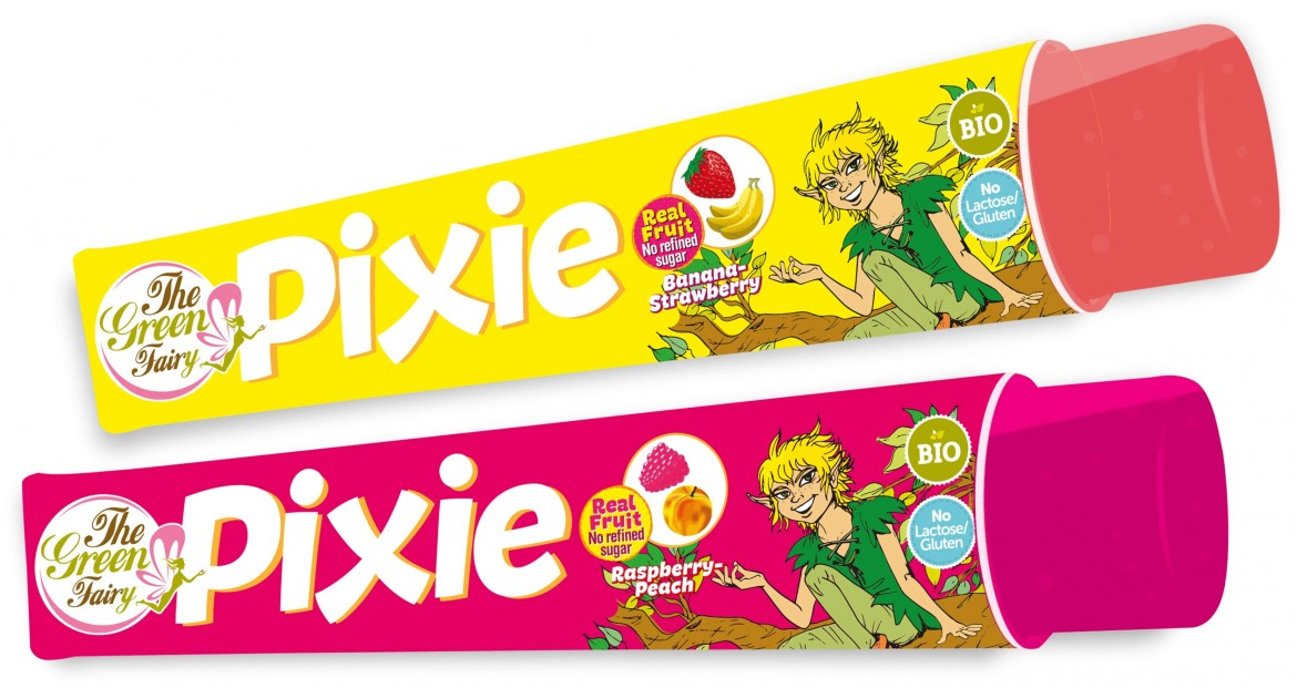 Pixie Calippo Verpackung