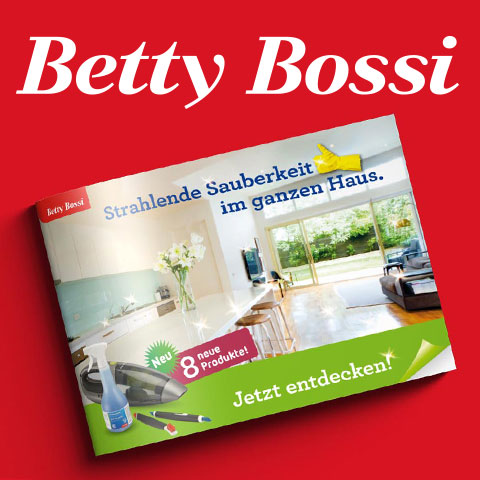 betty bossi Monatsmailings