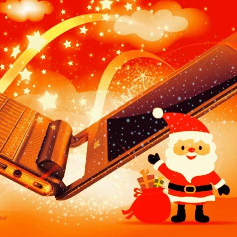 Weihnachten bei Toshiba