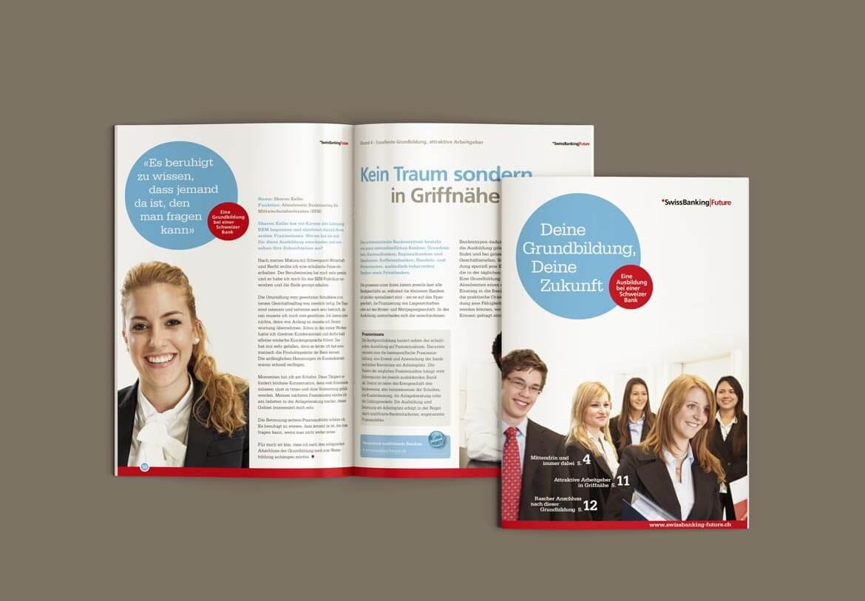SBVG Broschüre Grundausbildung
