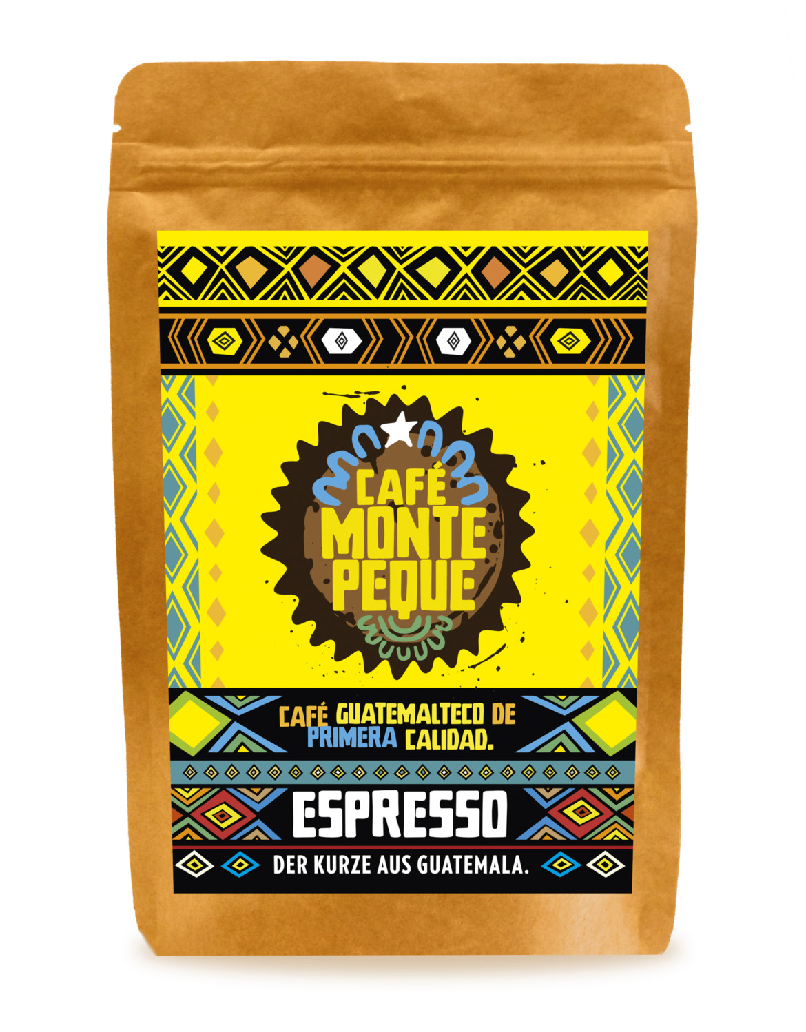Café Montepeque Verpackung