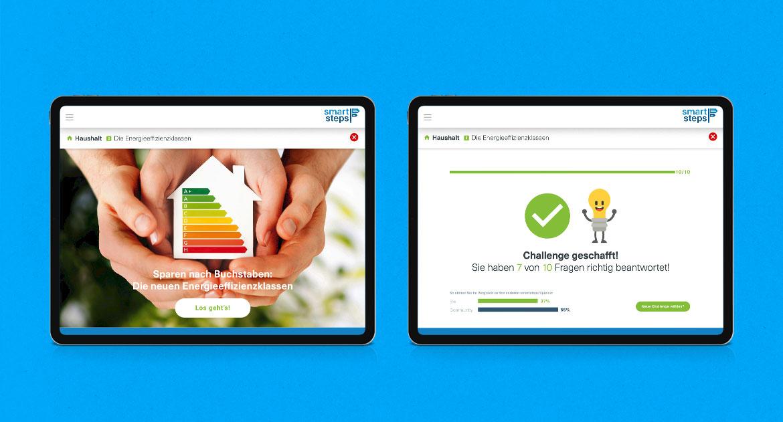 EWZ Smart Steps Challenge