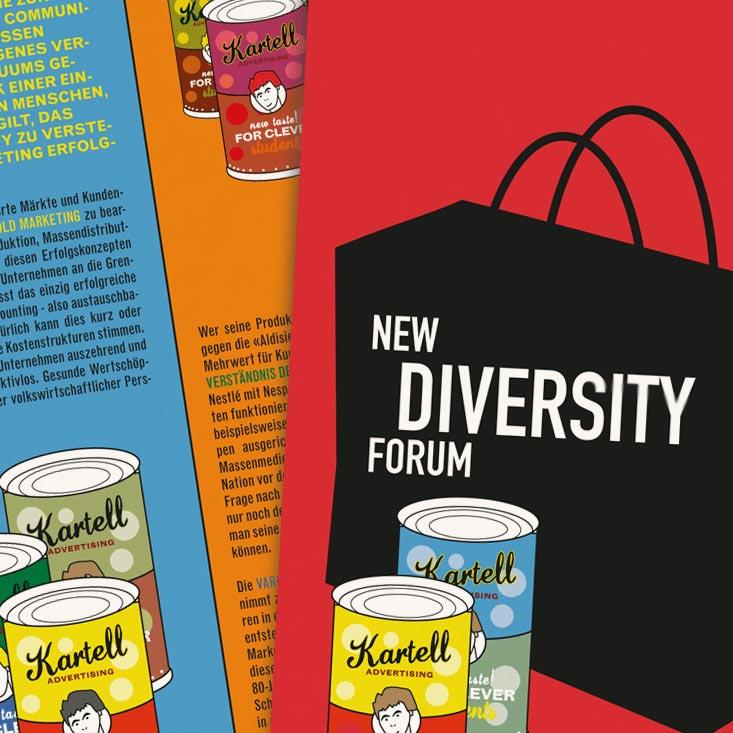 New Diversity Forum 2005
