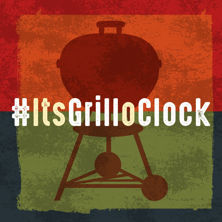 #ItsGrilloClock by WEBER
